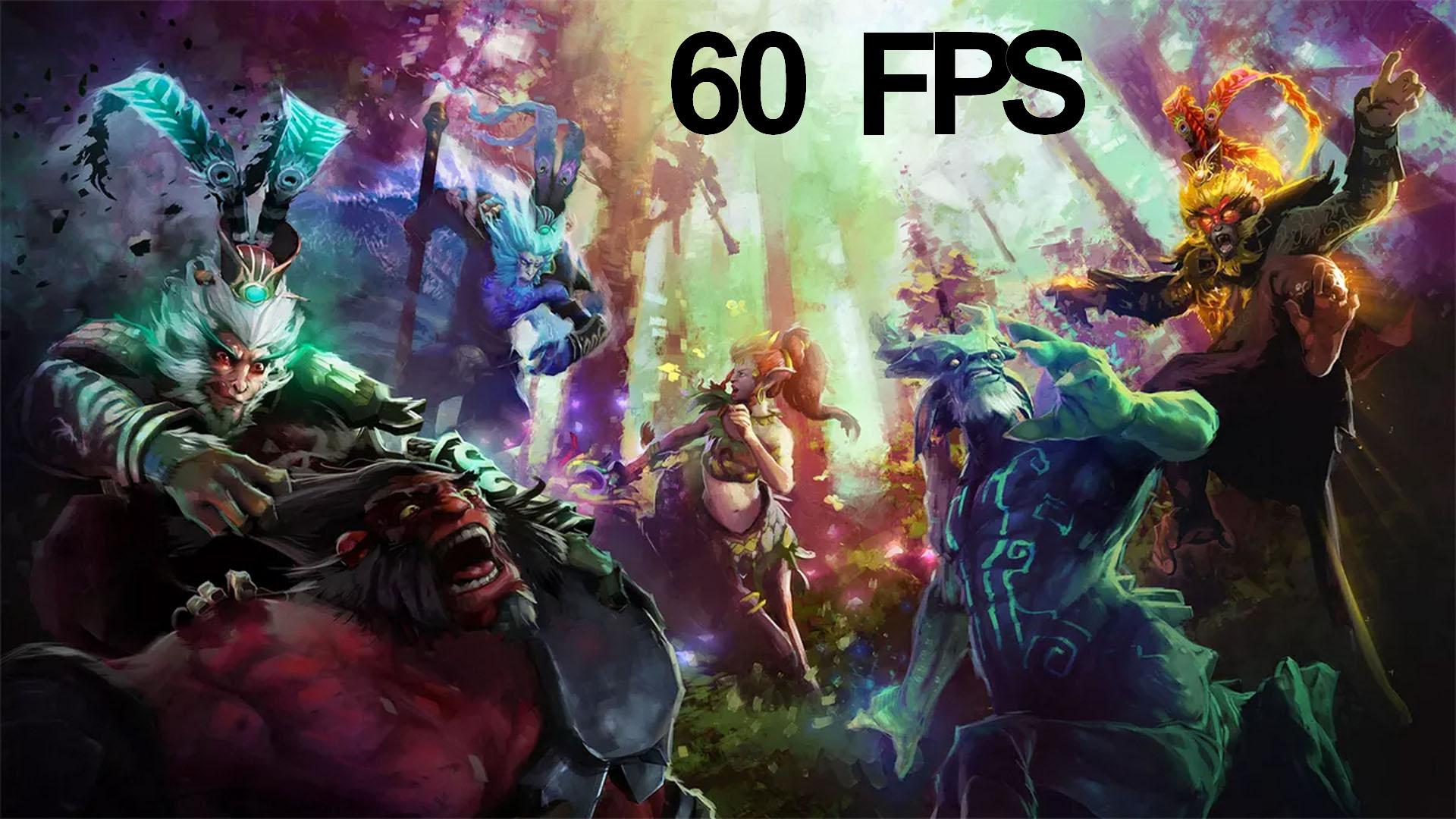 Increasing FPS to DotA 2