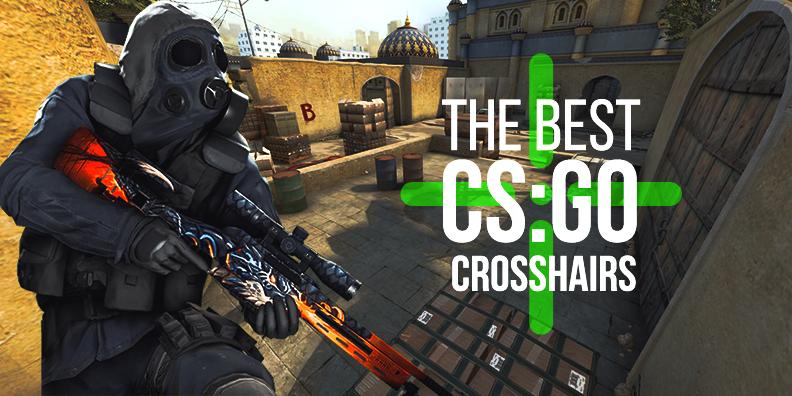 CS:GO crosshair setup