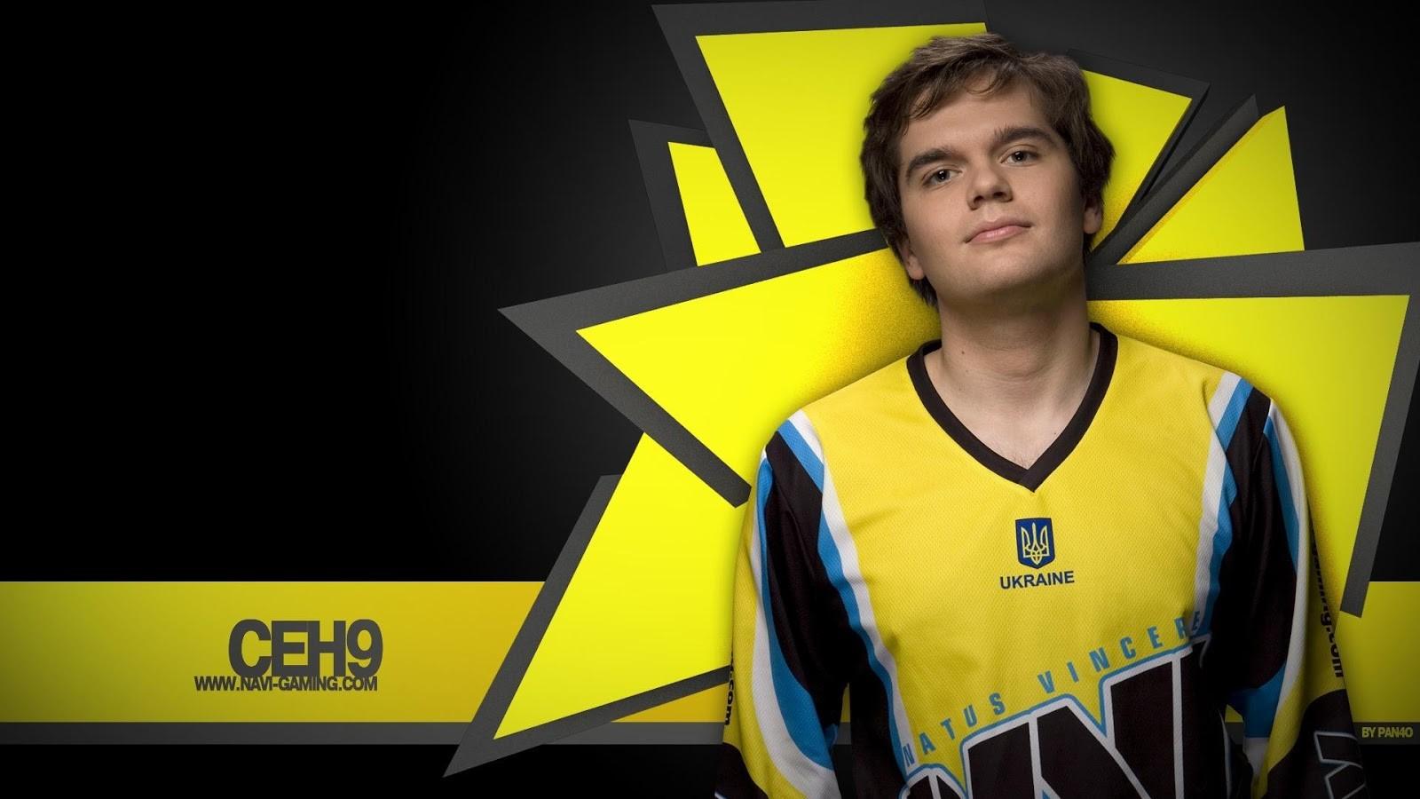 CS:GO Player Arseniy Trynozhenko aka ceh9 in CS:GO