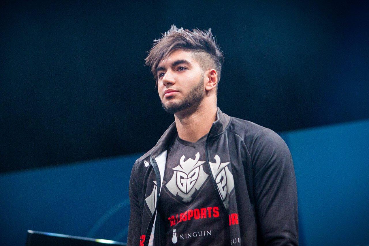 Player Adil Benrlitom (ScreaM) in CS: GO