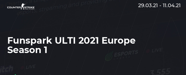 As part of the group stage Funspark ULTI 2021: Europe Season 1 on April 4, teams HAVU and Team K23 will play