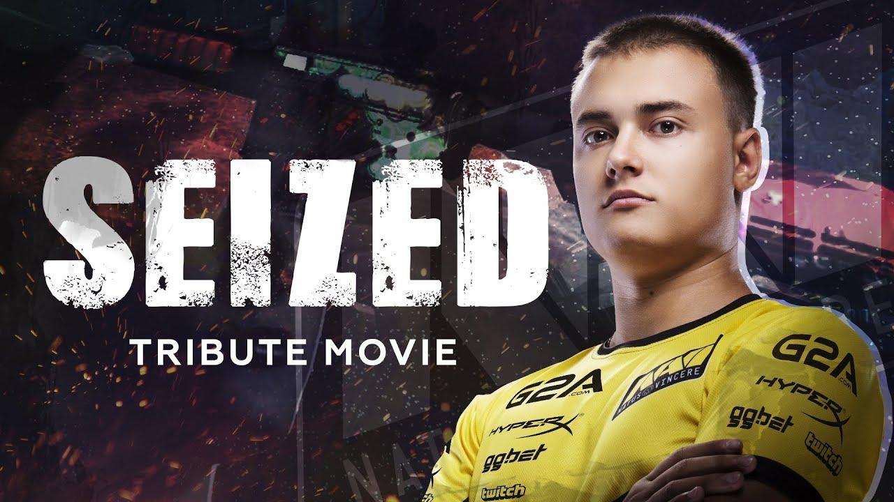 Player Denis Kostin (seized) in CS: GO