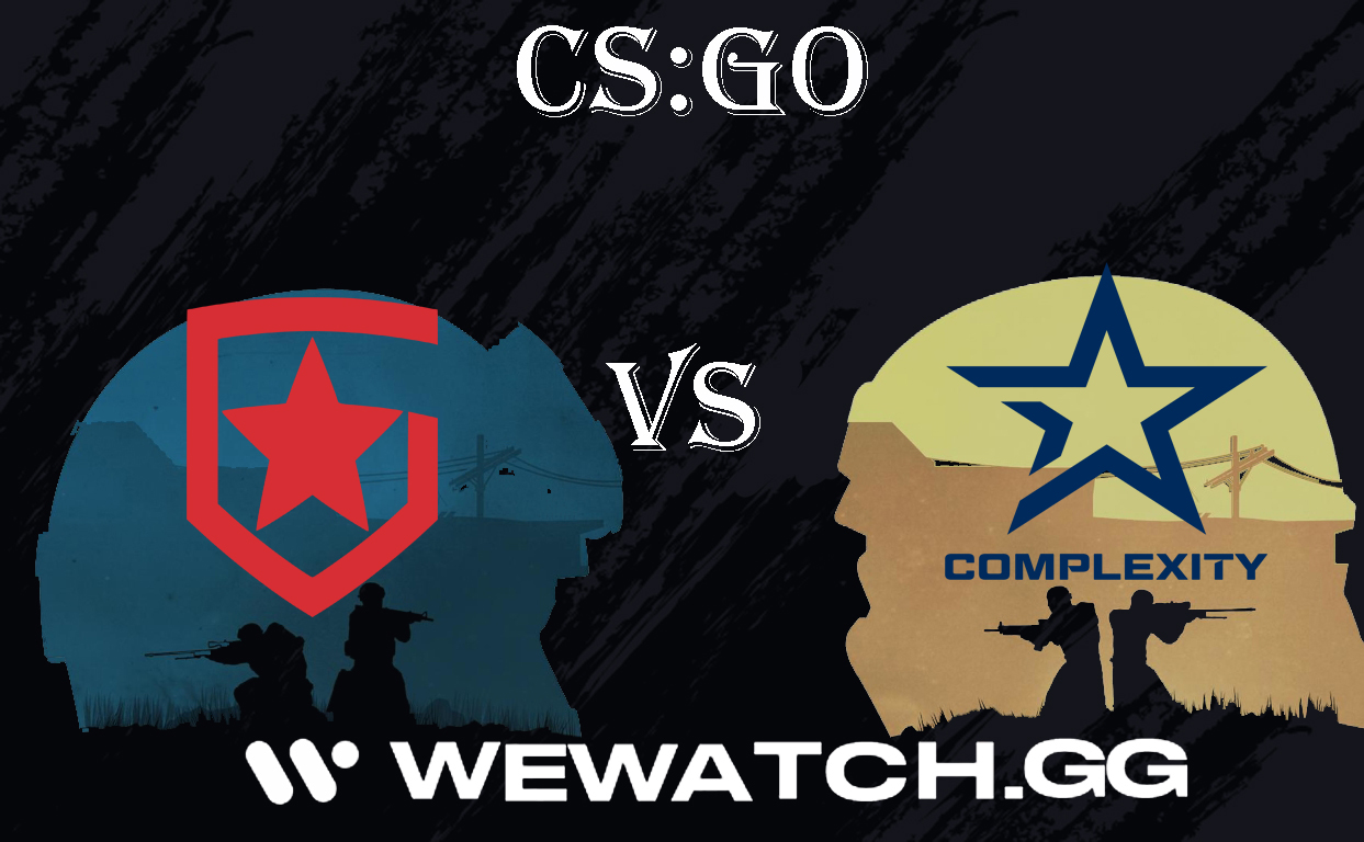 As part of the Playoffs stage of the BLAST Premier: Spring Finals 2021 tournament, on June 17, the Complexity Gaming team will play against Gambit Esports