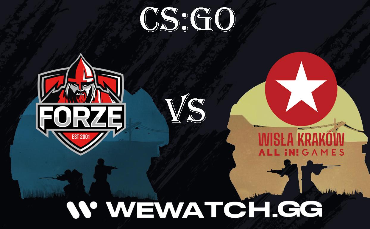 On June 9, forZe will play against Wisła Kraków as part of the regular season of ESEA Season 37: Premier Division – Europe