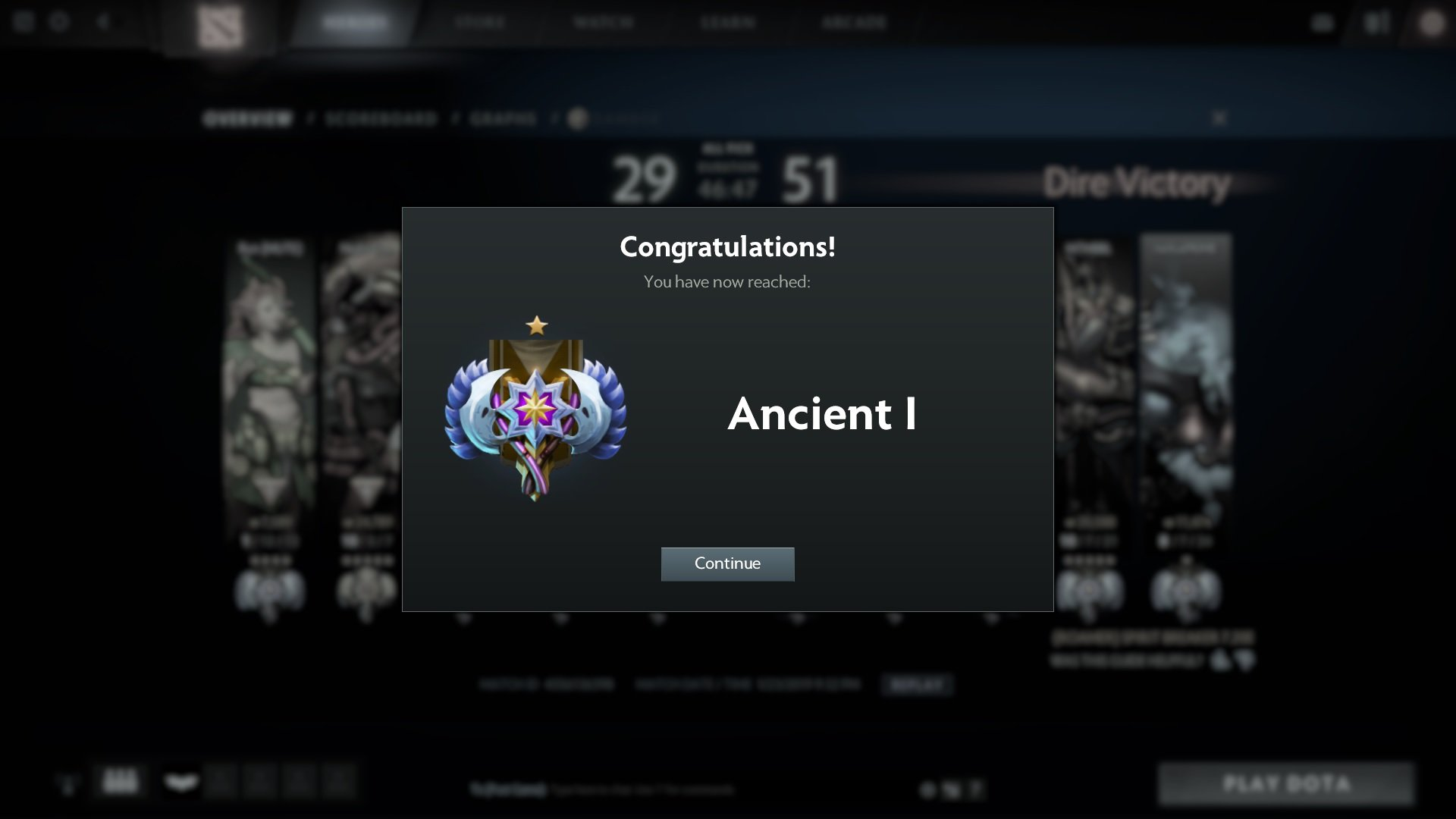 What is Dota 2 calibration?