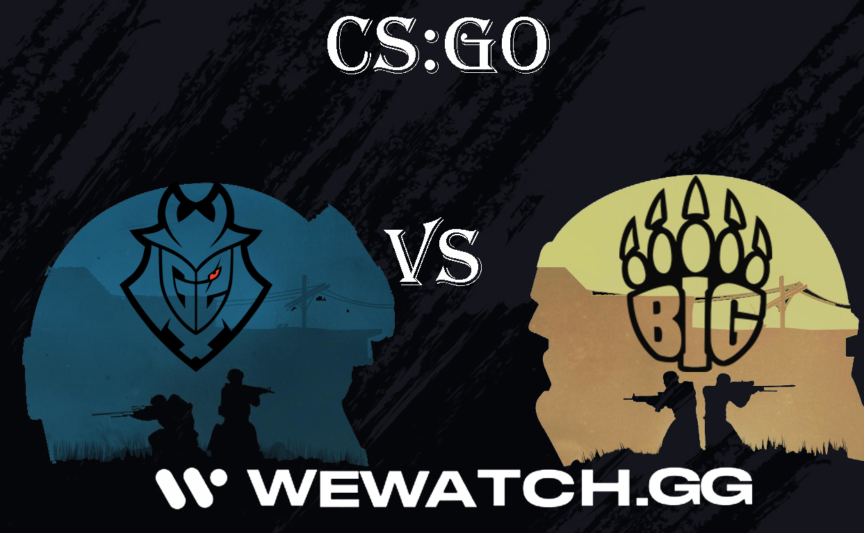 On June 16, as part of the Playoffs stage of the BLAST Premier: Spring Finals 2021 tournament, the G2 team will play against BIG