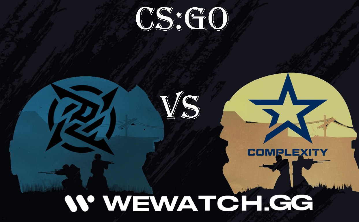 Team Ninjas in Pajamas will play against Complexity Gaming as part of the Playoffs stage of the BLAST Premier: Spring Finals 2021 tournament on June 15
