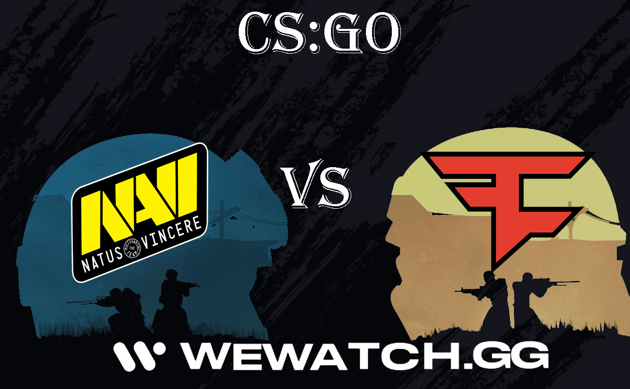 The Natus Vincere team will play against FaZe as part of the Playoffs stage of the BLAST Premier: Spring Finals 2021 tournament on June 16