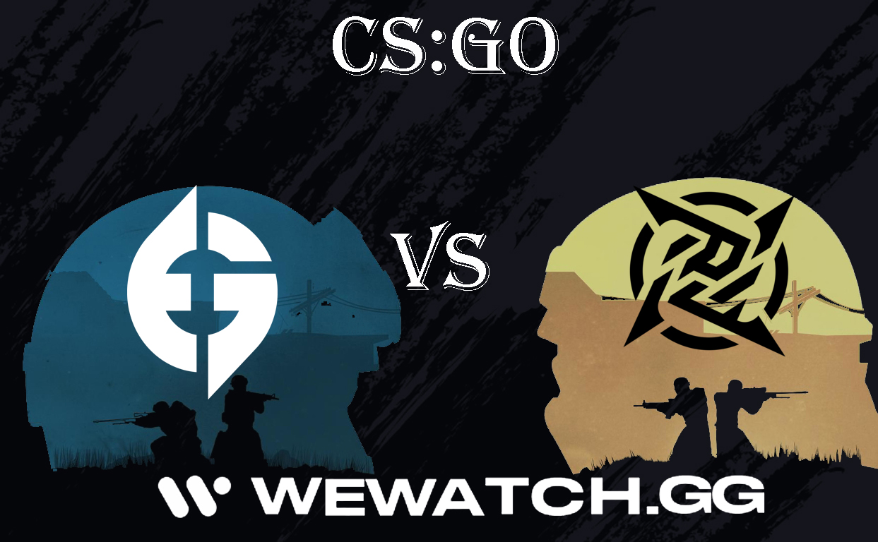 On June 16, Team Ninjas in Pajamas will play against Evil Geniuses as part of the Playoffs stage of the BLAST Premier: Spring Finals 2021 tournament