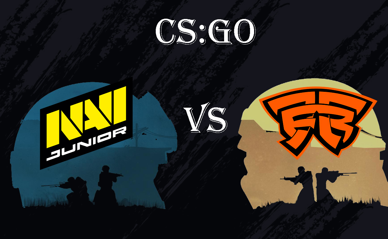 On July 31, the NAVI Junior and Fnatic Rising teams will play as part of the regular season stage of the WePlay Academy League tournament 2021: Online Stage