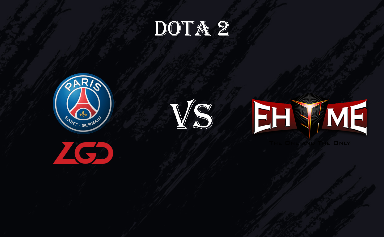 On July 22, PSG.LGD and EHOME teams will play as part of the Playoff i-League 2021 Dota 2 tournament