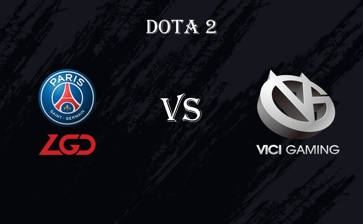 Team PSG.LGD will play against Vici Gaming in the group stage of the 2021 AMD SAPPHIRE OGA Dota PIT China S5 tournament on August 7