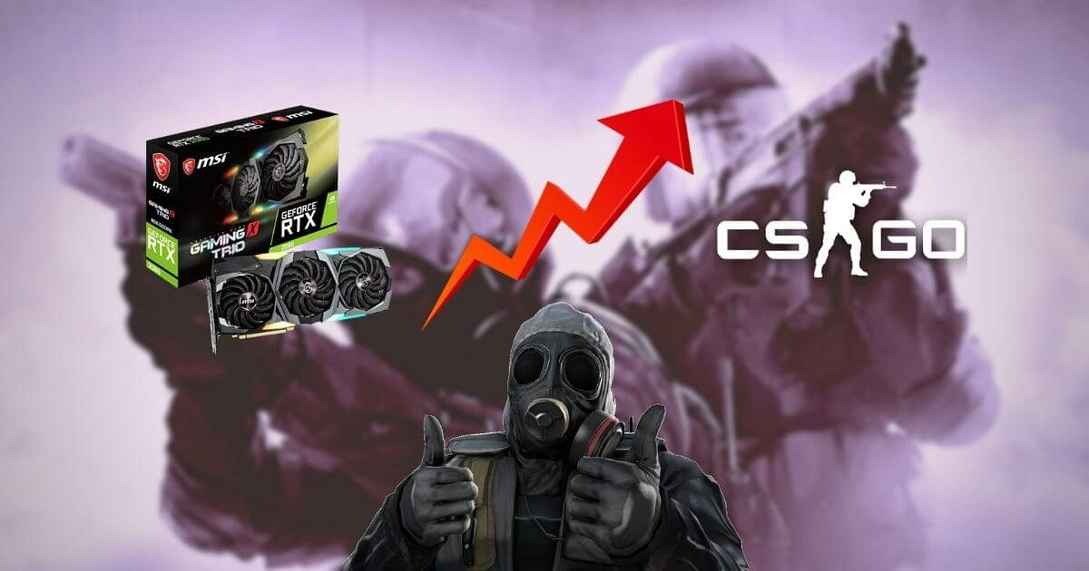 Computer graphics card parameters to improve performance – Nvidia settings for CS:GO
