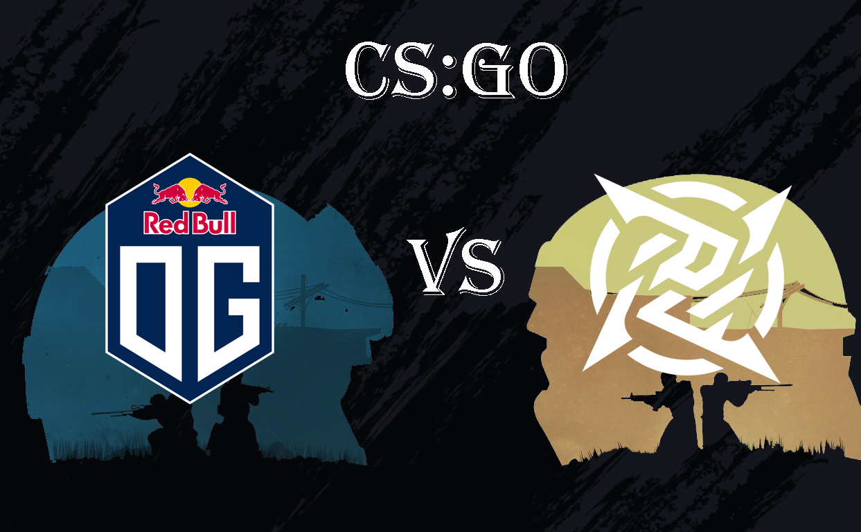 As part of the Playoff stage of ESL Pro League Season 14, teams NiP and OG will play on September 9