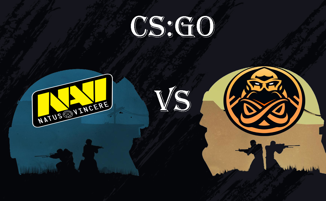 Natus Vincere and ENCE will play on September 10 as part of the Playoff stage of ESL Pro League Season 14