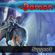 Player Demon DOTA 2