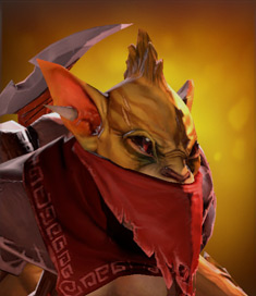 Bounty Hunter Heroe Dota 2