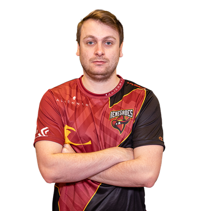 Player Simon Williams CSGO