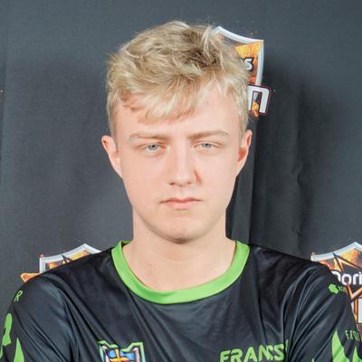 Player Gustav Fransson CSGO