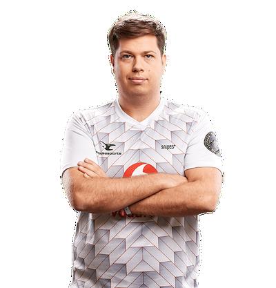 Player Finn Andersen CSGO
