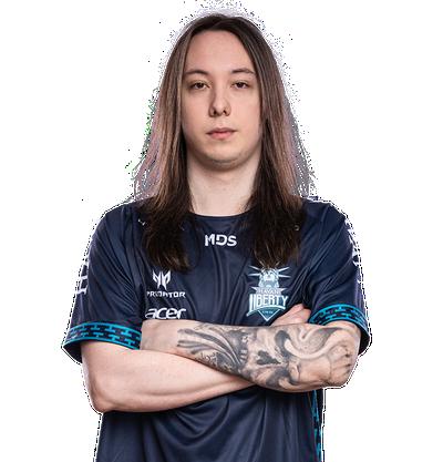 Player Rodrigo Ausenka CSGO