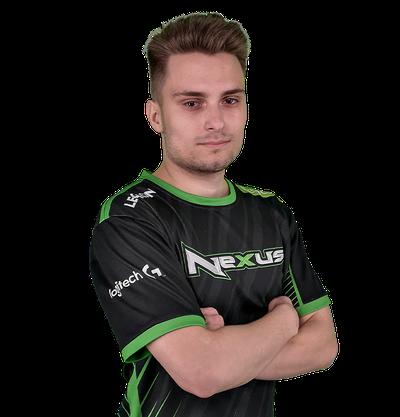 Player Ivan Mihai CSGO