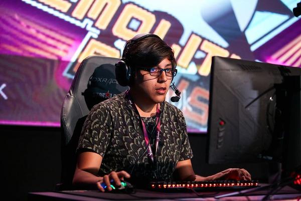 Player Jeimari DOTA 2