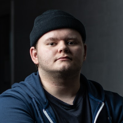 Player Mads Hermansen CSGO
