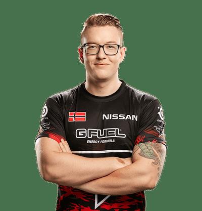 Player Håvard Nygaard CSGO