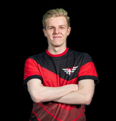 Player Niels-Christian Sillassen CSGO