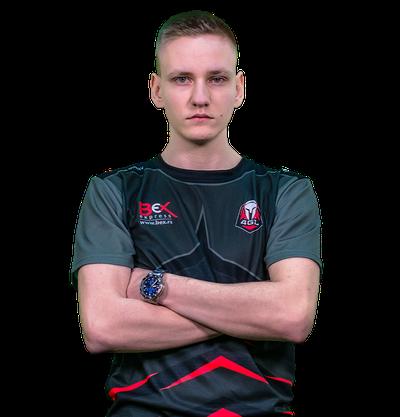 Player Vladan Mandic CSGO