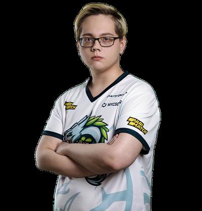 Player Boris Vorobiev CSGO