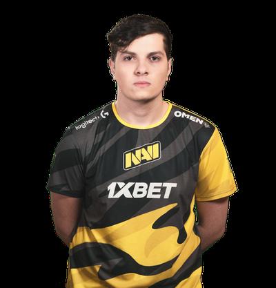 Player Ilya Zalutskiy CSGO