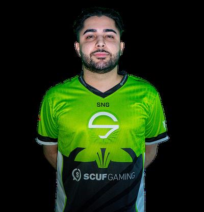 Player Nico Tamjidi CSGO