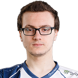 Player Miracle- DOTA 2