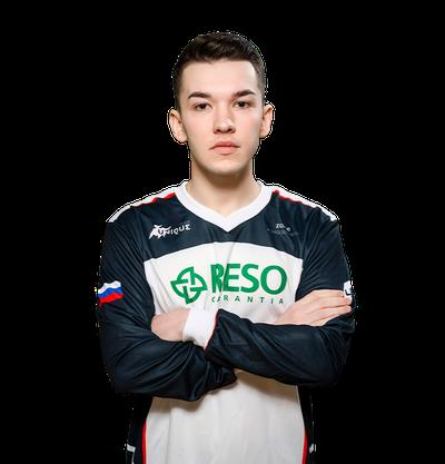 Player Aleksandr Zagodyrenko CSGO