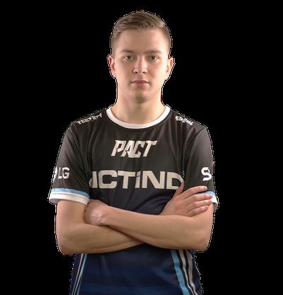 Player Kamil Sobolewski CSGO