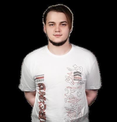 Player Dmitriy Sofronov CSGO