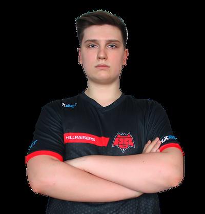Player Nikita Panyushkin CSGO