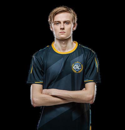 Player Alfred Karlsson CSGO