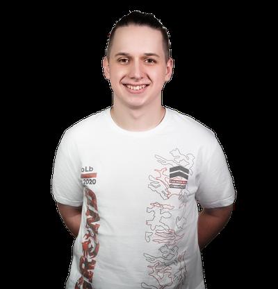 Player Kirill Simagin CSGO