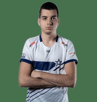 Игрок Valentin Vasilev CSGO