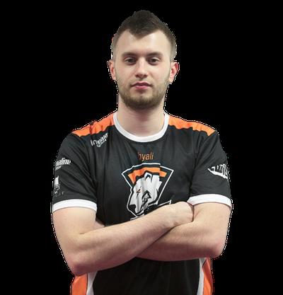 Player Paweł Bieliński CSGO