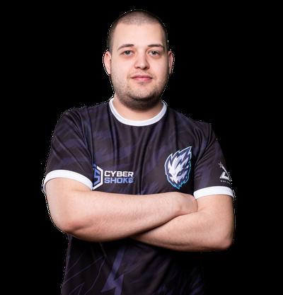 Player Simeon Ganev CSGO
