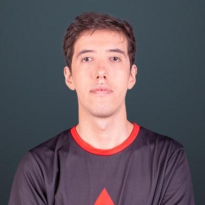Player Bruno Mourão CSGO