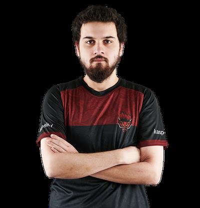 Player Ahmet Karahoca CSGO
