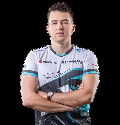 Player Paweł Mocek CSGO