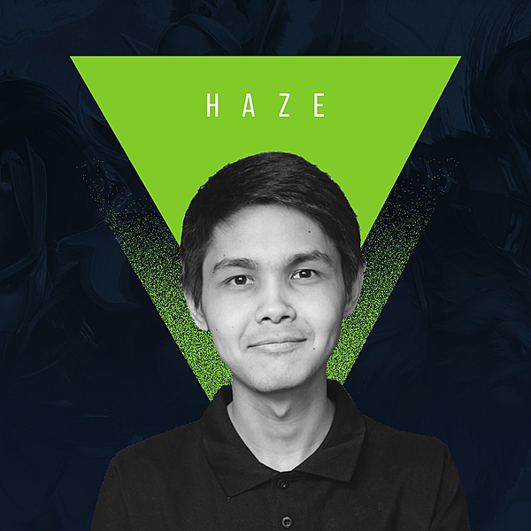 Player hAze._. DOTA 2