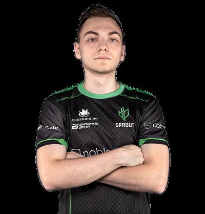 Player Josef Baumann CSGO