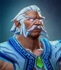 Zeus Heroe Dota 2